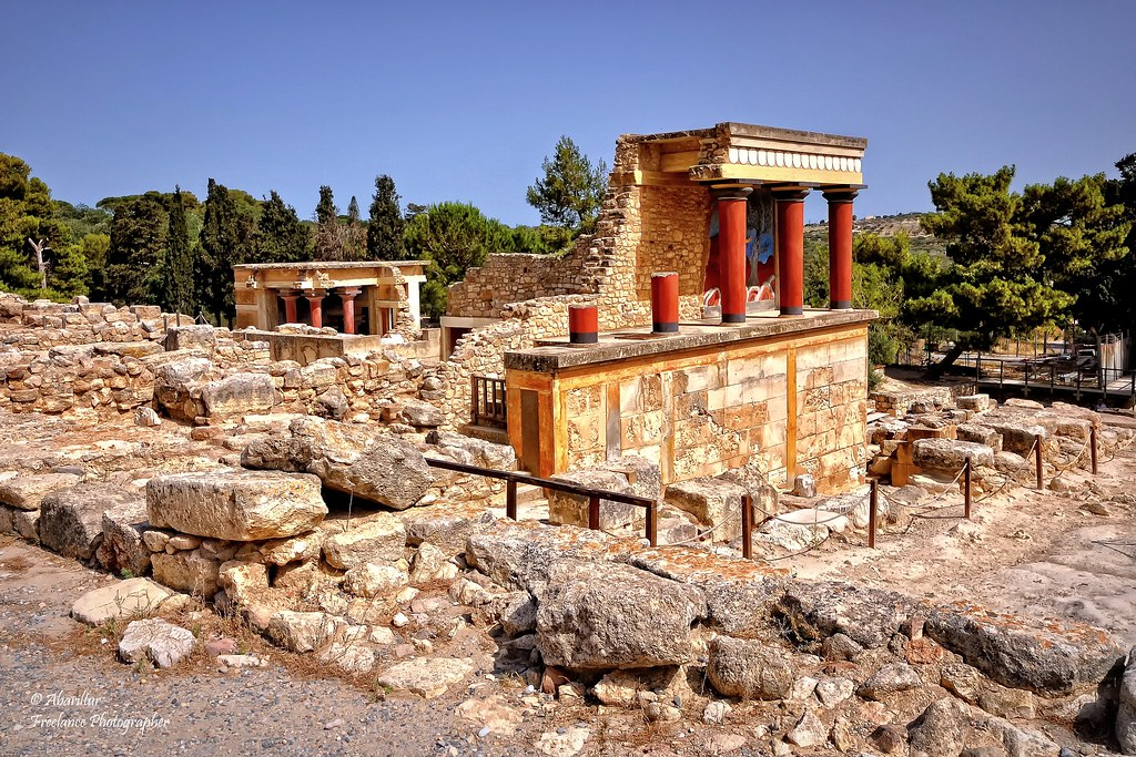 Michal Ľach – The history of Creta