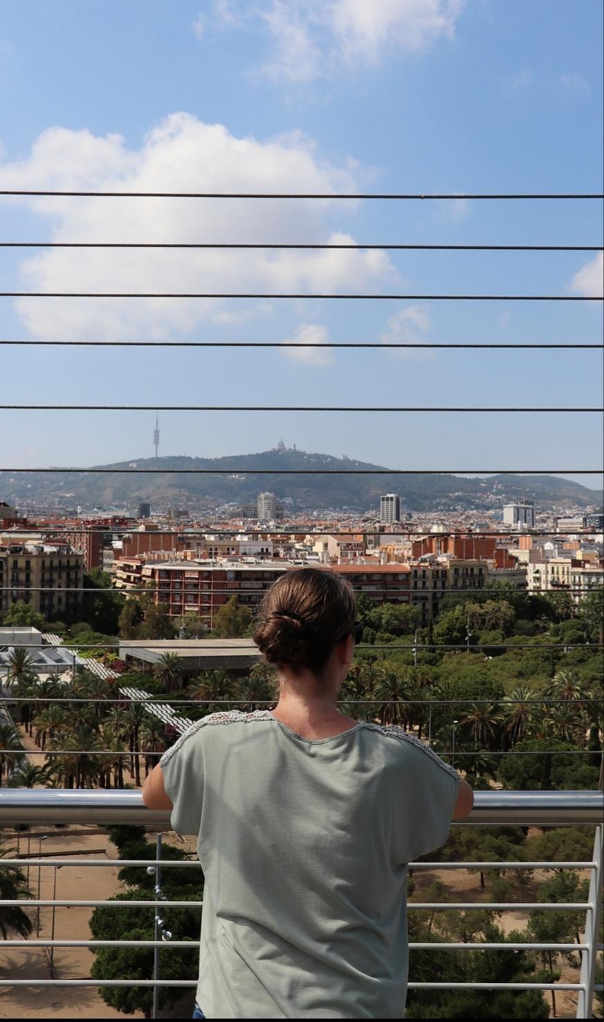 Tamara Melikovová – Amazing Barcelona