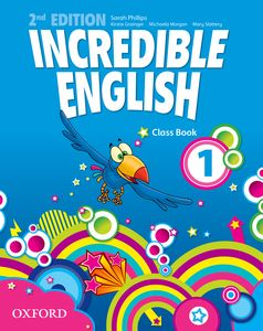 2 – INCREDIBLE ENGLISH 1